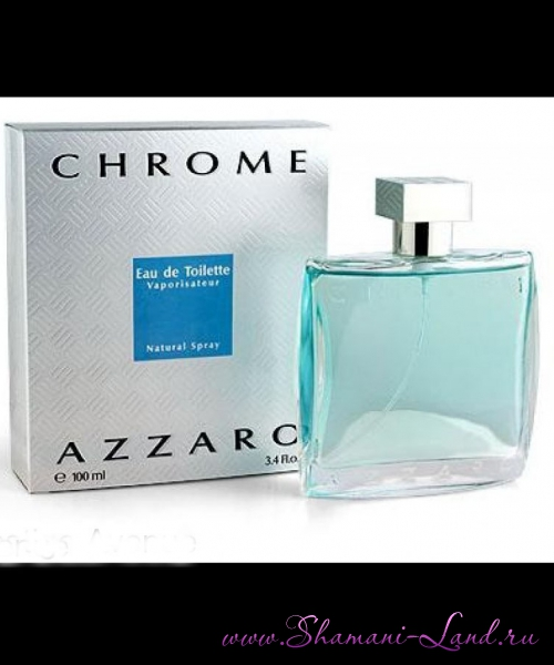'Chrome' Azzaro