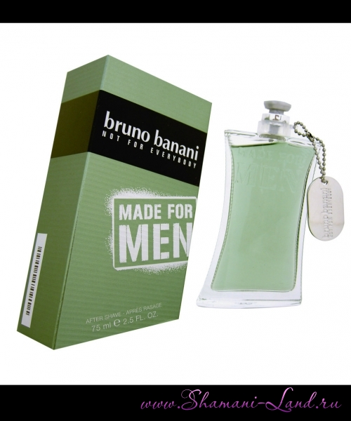 'Made for men' Bruno Banani