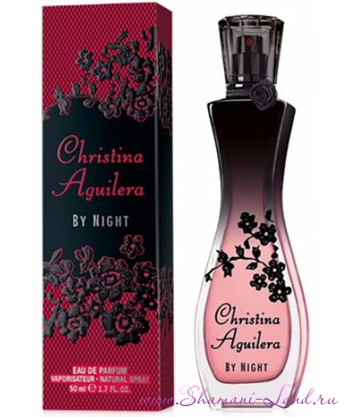 'By Night' Christina Aguilera