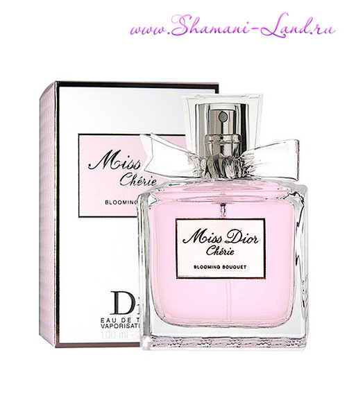 'Miss Dior Cherie Blooming Bouquet' 1