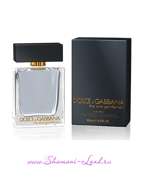 'The One Gentleman' Dolce & Gabbana