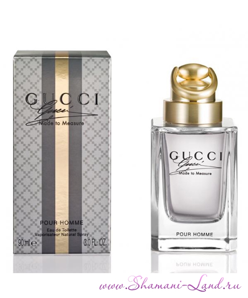 'Made to Measure pour Homme' Gucci