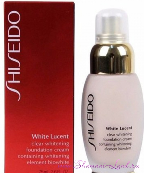 'White Lucent' 75ml Shiseido