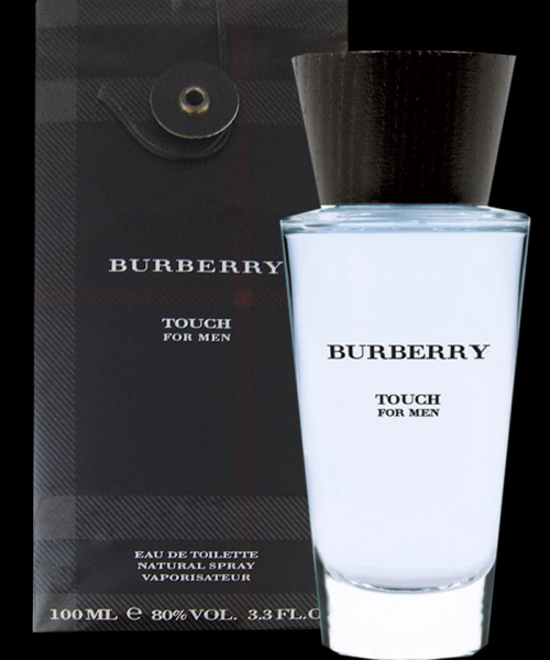 'Touch for me' Burberry